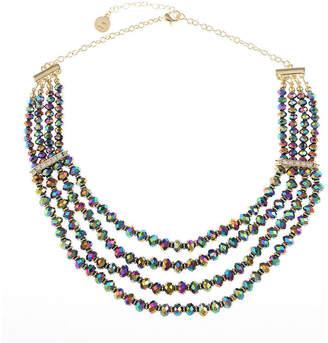 Liz Claiborne Womens Statement Necklace