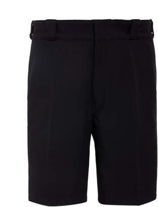 Prada Twill Bermuda Shorts