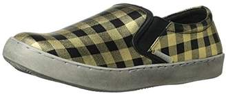 C Label Women's Randy-7B Slip-On Loafer