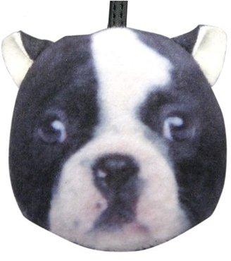 バックなどに付けるアクセサリー時計 Y08715-DOG ハングウォッチ/ドック(犬)