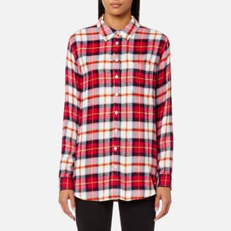 Joules Women's Laurel Long Line Shirt