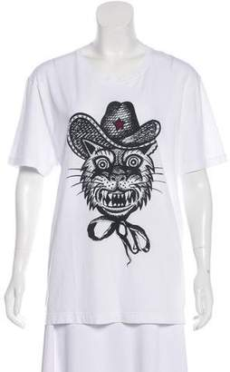 Gucci Graphic Short Sleeve T-Shirt