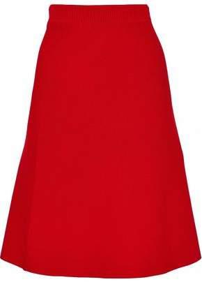 Alexander Wang Stretch-Knit Skirt