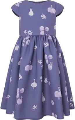 Monsoon Petal Girl Dress