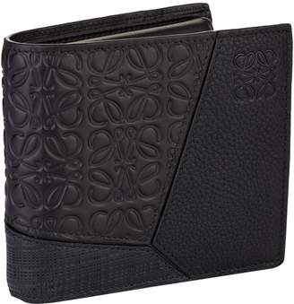 Loewe Bifold Puzzle Coin Wallet
