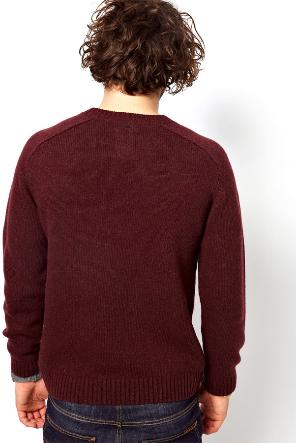 G Star Knit Sweater Nimrod Oxford Cable