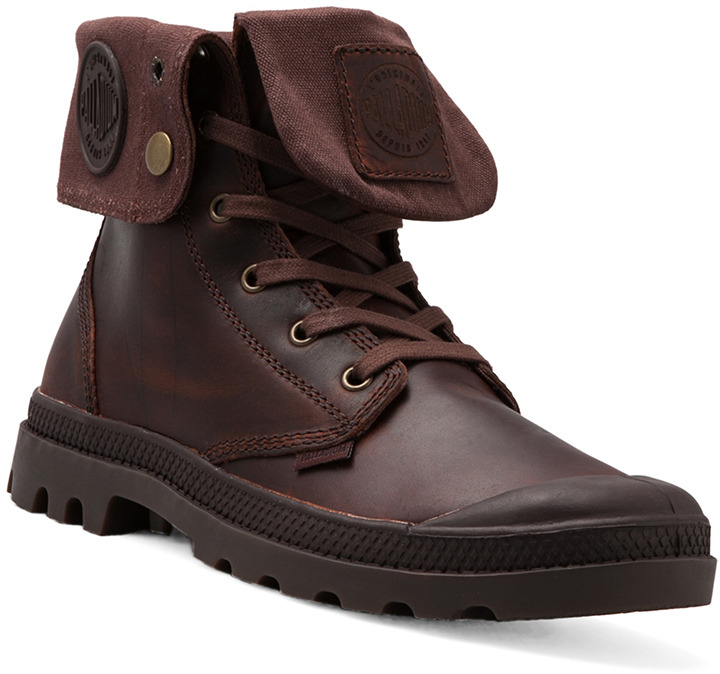 Palladium Pallabrouse Baggy Leather