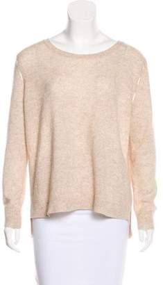 White + Warren Long Sleeve Cashmere Sweater