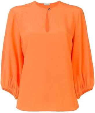 Etro puff sleeve blouse