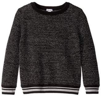 Splendid Lurex Knit Top