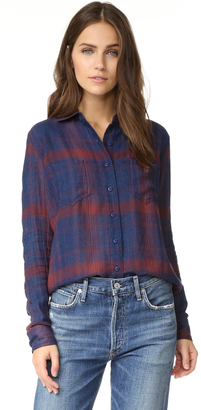 Joe's Jeans Teague Shirt $158 thestylecure.com