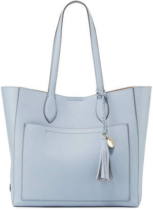 Cole Haan Piper Large Leather Shopper Tote Bag