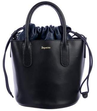 Repetto 2018 Manège Bucket Bag