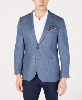 Nautica Men Modern-Fit Active Stretch Solid Sport Coat