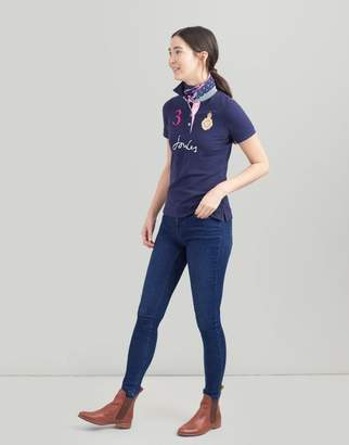 Joules FRENCH NAVY Beaucroft Polo Shirt Size 14