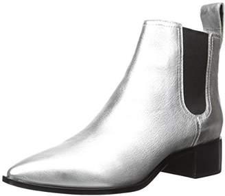 b3c244951744d Loeffler Randall Women's Nellie (Metallic Leather) Chelsea Boot