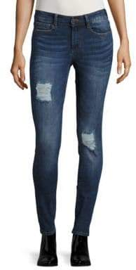 Buffalo David Bitton Hope Distressed Skinny Jeans - Havoc
