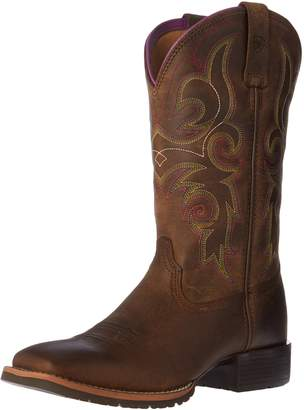 Ariat Women's Hybrid Rancher Western Cowboy Boot