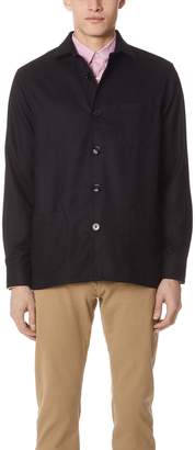 Schnayderman's Overshirt Virgin Wool One Jacket