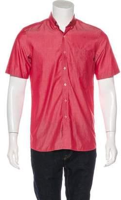 Patrik Ervell Woven Button-Up Shirt