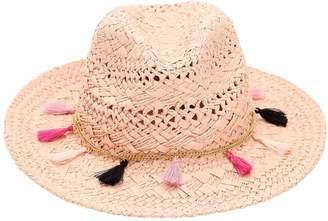 Molo Straw Hat W/Tassels