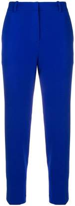 Theory cropped slim-fit trousers