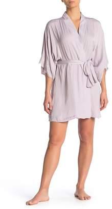 Josie Lace Sleeve Robe