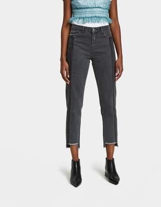 Just Female Jo Jeans in Grey Vintage Denim