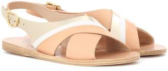 Ancient Greek Sandals Maria leather sandals