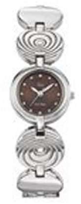 Go Women's 694207 Silver stainless steel Band Watch.