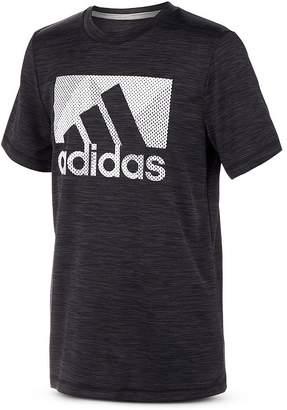 adidas Boys' Classic Logo Tee - Big Kid