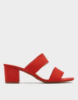 Krystal Double Strap Sandal