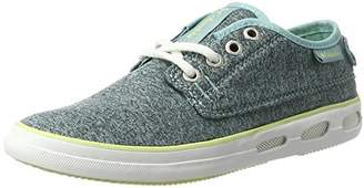 Columbia Women's Vulc N Vent LACE Outdoor Heathered Multisport Shoes,37 1/2 EU