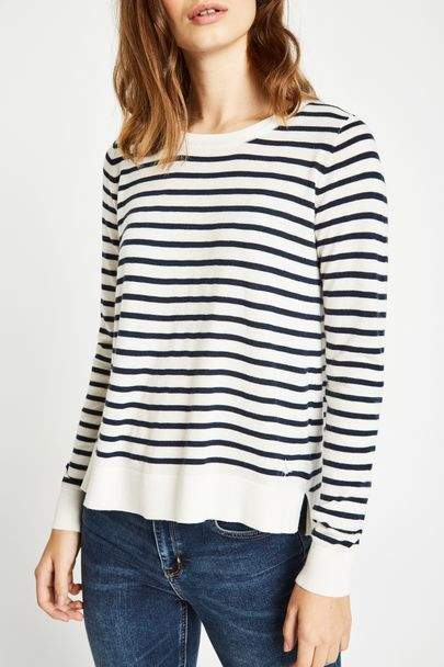 Sowerby Striped Jumper