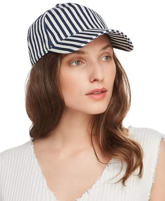 Rag & Bone Marilyn Striped Baseball Cap