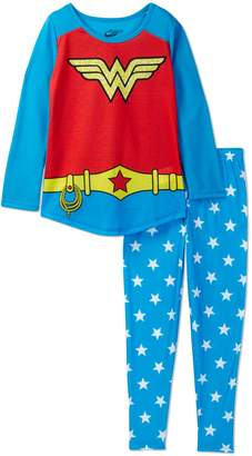 Komar Kids DC Comics Wonder Woman Pajama for girls
