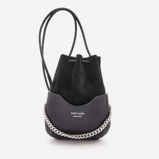 Meli-Melo Women's Hetty Chain Handle Bag - Black