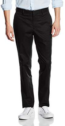 Filippa K Men's M. Liam Sharp Cotton Pants Trousers,(Size:46)
