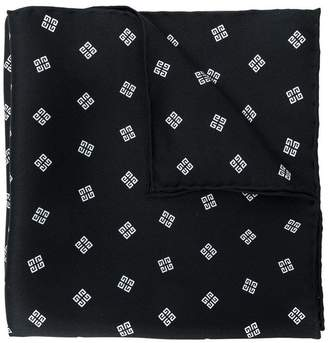 Givenchy 4G print scarf