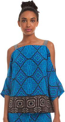 Trina Turk COSTILLA TOP