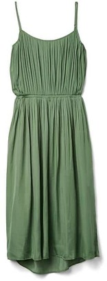 Drapey pleated midi dress $79.95 thestylecure.com