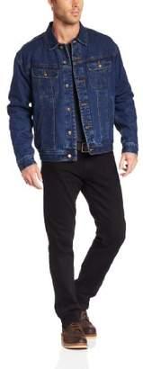Wrangler Men's Rugged Wear Flannel-Lined Jacket