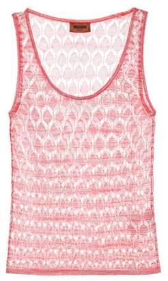 Missoni Knit tank top