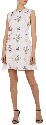 Ted Baker Fleuray Flourish Floral Dress