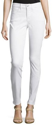 NYDJ Alina Legging Jeans, Optic White $118 thestylecure.com