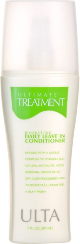 Ulta Ultimate Treatment Hydrating Daily Leave In Conditioner