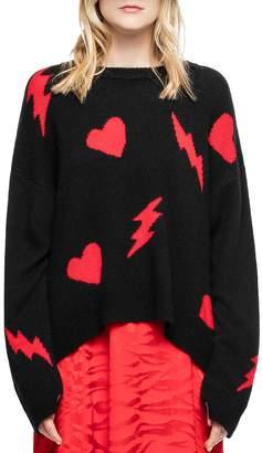 Zadig & Voltaire Marcus Bis Cashmere Sweater