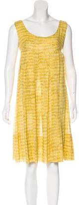 Marni Printed A-Line Dress