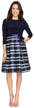 Christin Michaels Bailey Sweet Organza Party Dress $139 thestylecure.com