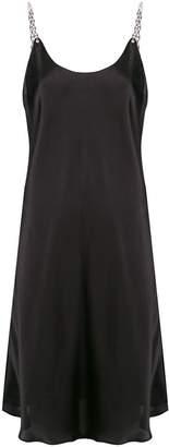 Paco Rabanne slip dress